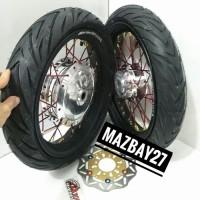 Velg Ring 14 Lebar 215 250 Plus Ban FDR Mio Mio J Mio soul Mio M3