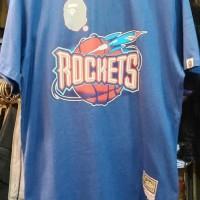 Bape X NBA Rockets