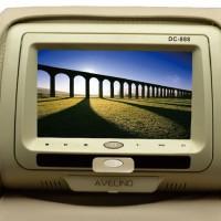 Headrest DVD 7 inch High Class AVELINO DC-888