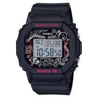 jam tangan wanita/cewek/perempuan BABY-G BGD-560SK-1DR ORIGINAL
