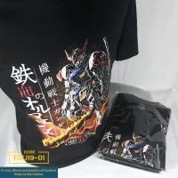 Gundam Barbatos/Kaos Gundam/Tshirt/T Shirt Robot Gundam