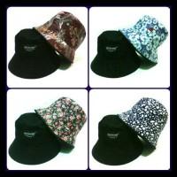 Terlaris!! Topi Bucket Hat   Snapback Korea Baket Terbaru