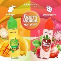 E Liquid   Juicenation - Fruity Licious Varian - MANGGO