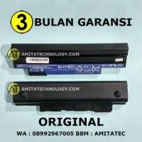 Baterai Laptop ORIGINAL Acer Aspire One D255 722 522 D260 D257 D270