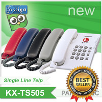 Pesawat Telepon Single Line Analog Panasonic KX-TS505