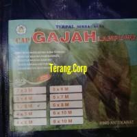 Terpal / Tenda / Deklit Gajah Lampung 6 x 8 meter Super Quality