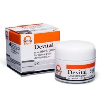 Devital - Devitec - Devit Non Arsen - Devitalisasi Non Arsenic Paste
