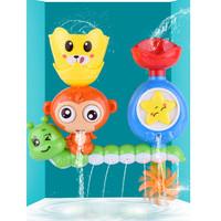 shower anak mainan air mandi bayi Penyembur Air untuk Bayi