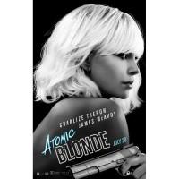 Promo Film Dvd Atomic Blonde Text Indonesia Play Dvd Player(b1)