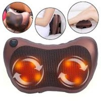 Alat Terapi Pijat Leher Bantal Multifungsi Pillow Massage Car Home
