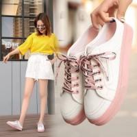 TBIG - Sneakers Import Sepatu Sandal Tali Sepatu wanita - A105