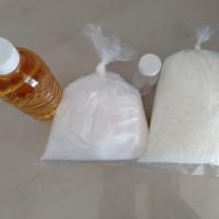 Paket Deterjen Cair (Bahan baku+Formula)