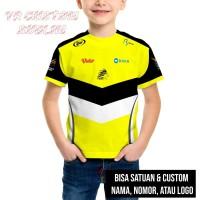 Kaos / Baju jersey Gaming Anak ONIC Esport Game