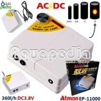 Atman AC/DC Air Pump Super Product EP-11000