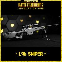 AWM Magnum L96 Real PUBG Simulation Gun NEW PJ7