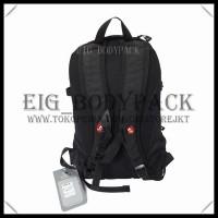 Jual Tas Ransel Eiger 2866 Arcata Black - Daypack AS5