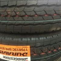 Ban Mobil Bridgestone 165x13 Duravis R624 Voucher Granmax T120 Zebra