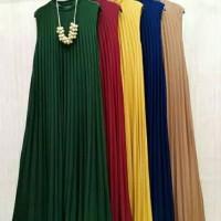 Long Dress Plisket overall