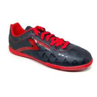 Sepatu Futsal SPECS QUARK IN Black / Emperor Red 100% ORIGINAL