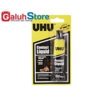 Uhu Contact Liquid Lem Kain Lem Karet Sepatu Leather Rubber 33ml