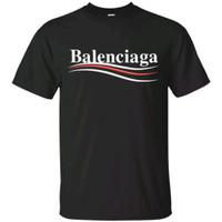T-Shirt / Baju / Kaos Balenciaga Paris 2