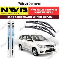 Wiper depan Innova uk. 24&16 - NWB Japan Aqua Graphite
