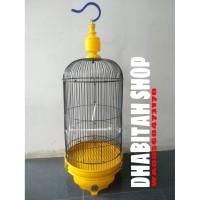 sangkar lovebird fulset ful aksesoris ebod strong motif polos