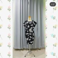 Daster jumbo/ murah / kalong / baju tidur/ motif rumput