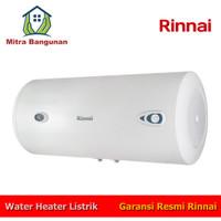 Water Heater Listrik Rinnai 50 Liter (Horizontal) RES-ED450H-W