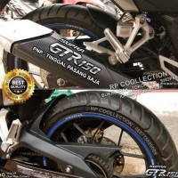 HOT SALE Spakbor Kolong Supra GTR 150 Ban Jumbo Gambot Uk 120 130 140