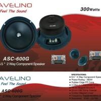 HOT SALE SPEAKER SPLIT HIGH END AVELINO ASC 600G Terjarmin