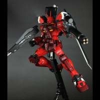 Bandai Original MG 1/100 Gundam Amazing Red Warrior warior