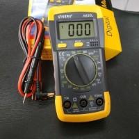 Digital Multitester Multimeter Avometer A830L Visero