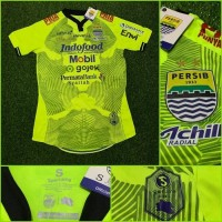 Jersey Baju Bola Persib Bandung GK Home Hijau Kiper 2019 Grade Ori