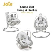 (Baby Club Itc Bsd) Joie Meet Serina 2in1 Baby Swing bouncer