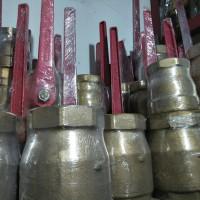 Ball valve kitz 3 inchi bahan kuningan