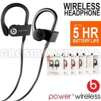 Earphone Beats Power 3 Wireless Sport Headset Bluetooth