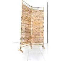 Partisi Ruangan (Sketsel) Dari Bambu Cendani 2 lipat