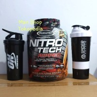 Muscletech Nitrotech Ripped 4 Lbs Lb 4Lb 4Lbs Nitro Tech Whey Protein