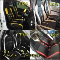 Sarung Jok Mobil H Brio Satya - Motif