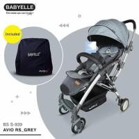 Original Kereta Dorong Bayi Stroller Babyelle / Baby Elle 939 Avio Rs
