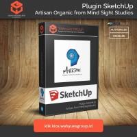 Artisan Organic Toolset SketchUp Original License