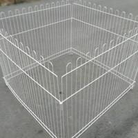Kandang Kucing pagar anjing kelinci size XL 90X70