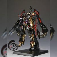 Daban MG 1/100 Gundam Astray Gold Frame amatsu mina