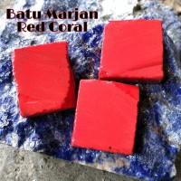 Bahan Batu Red Coral Marjan Dijamin Murah