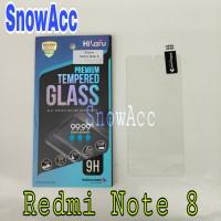 Hikaru Anti Gores Tempered Glass Xiaomi Redmi Note 8 Anti Gores Kaca - tempered glass