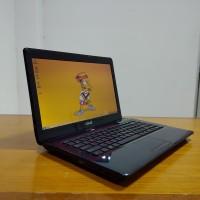 Laptop Asus A42F Ram 4GB HDD 500GB 13 Inch Mulus Banget Siap Pakai!