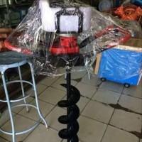 Mesin Gali Tanah TASCO TMB-520 EARTH AUGER BIOPORI alat Bor gali tanah