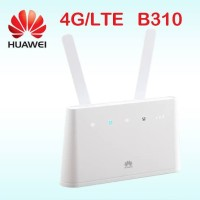 Wifi Home Router Huawei B310 Unlock All 4g LTE Gsm support Antenna