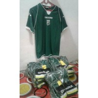 Jual Baju Kaos Olah Raga Sepak Bola Futsal Jersey PSMS Medan Sumut